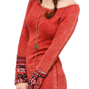 [ABLE] Southwest Embellished Thermal